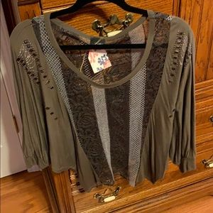 Daytrip blouse from Buckle